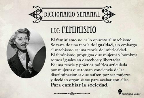 Hoy: FEMINISMO